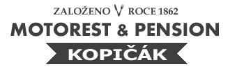 Logo motorest Kopičák